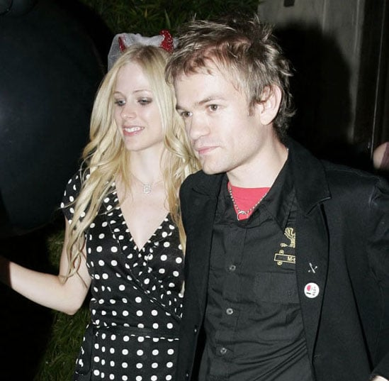Avril & Deryck to Wed this Weekend?