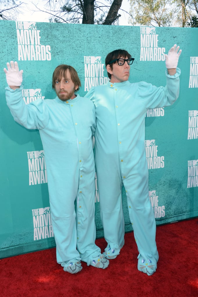 Dan Auerbach and Patrick Carney of The Black Keys