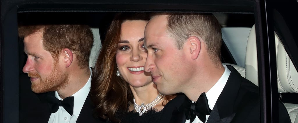 Kate Middleton's Pearl Necklace