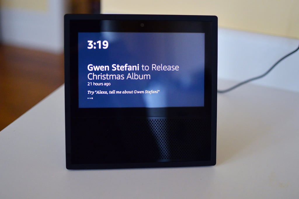 Amazon Echo Show Review Popsugar Australia Tech