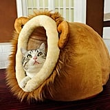 Geekercity Lion Cat Bed House