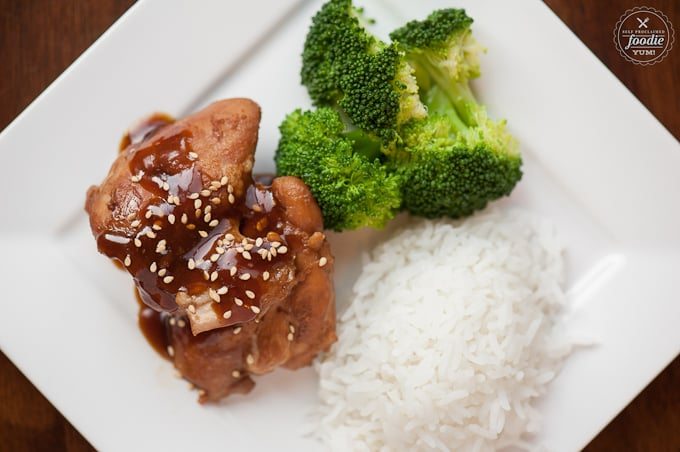 Hawaiian Sesame Chicken