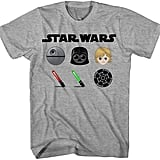 Star Wars Emoji T-Shirt