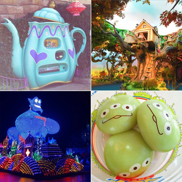 The Best Things About Tokyo Disneyland