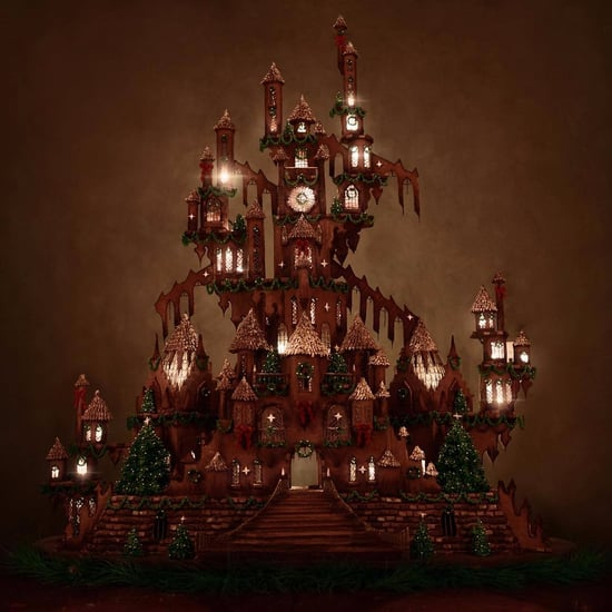Christine McConnell's Gingerbread Castle