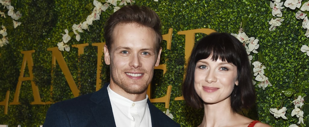 The Droughtlander Is Over! Sam Heughan and Caitriona Balfe Reunite For a Special Screening