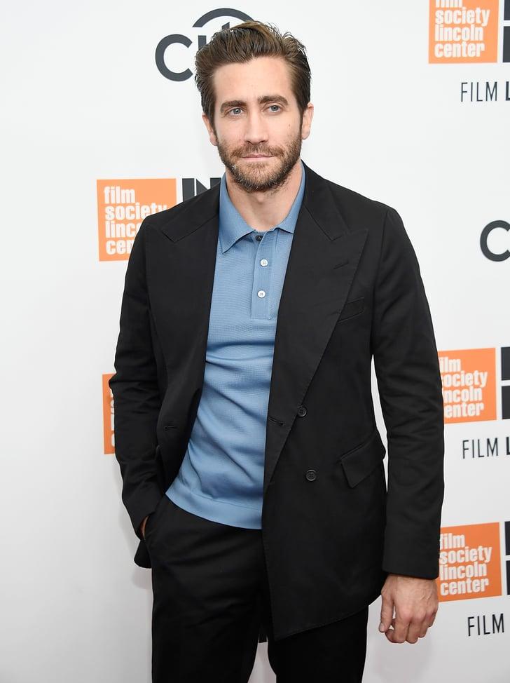 Jake Gyllenhaal At New York Film Festival Party Sept 2018