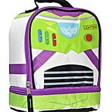 Toy Story Buzz Lightyear Dual Compartment Insulated Light Up Lunch Bag