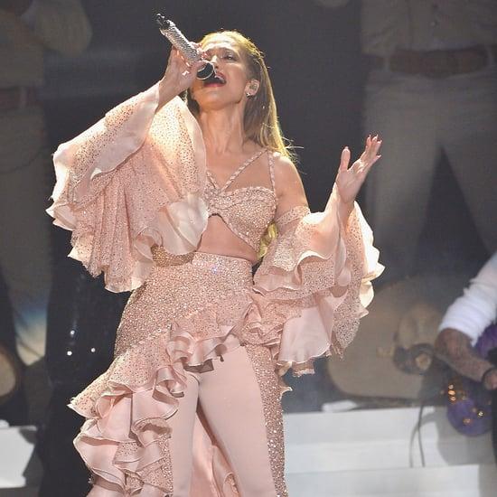 Jennifer Lopez's Selena Tribute at Latin Music Awards
