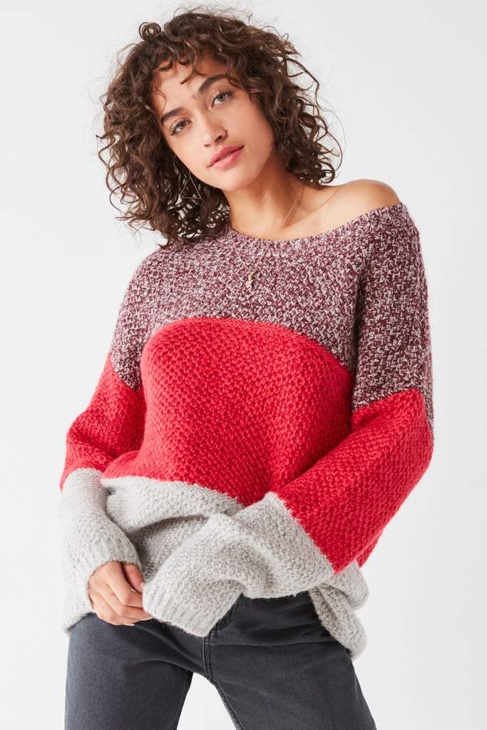 Urban Outfitters Jackie Tunic Sweater