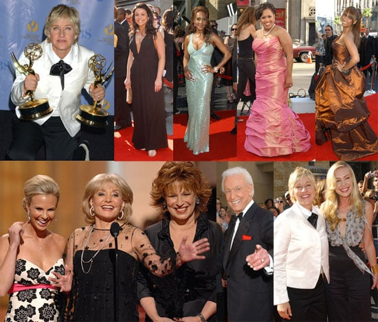 Ellen Wins Daytime Emmy Awards, Rosie Gets Honorable Mentions