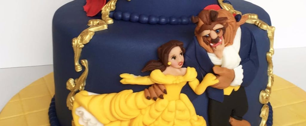 These Beauty and the Beast Birthday Cakes Will Cast a Spell on Your Kiddos