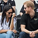 Prince Harry and Meghan Markle made their big debut as a couple at the Invictus Games.