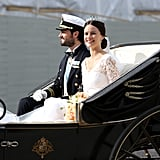 When They Looked Regal in a Carriage