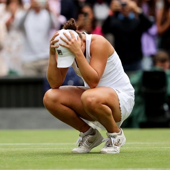 Ashleigh Barty Wins 2021 Wimbledon Women's Singles Final