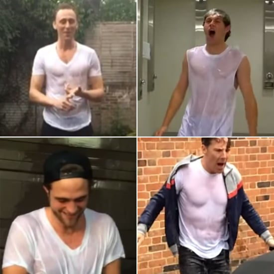 The Ice Bucket Challenge Turned Hollywood Into a Wet T-Shirt Contest