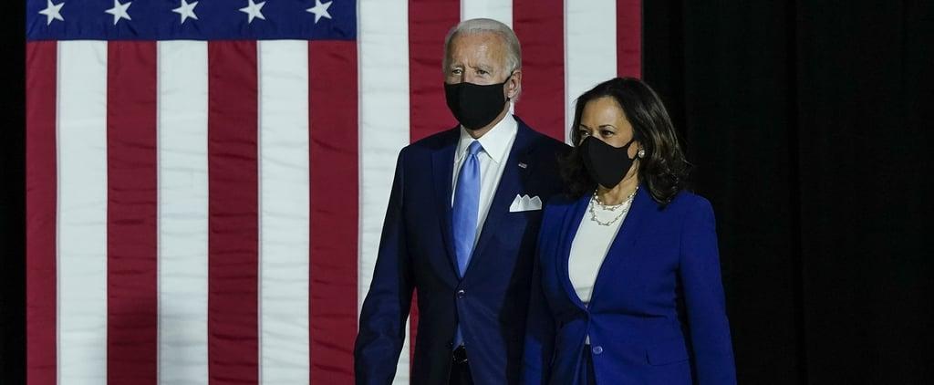 The Biden-Harris Campaign Just Released Designer Merch