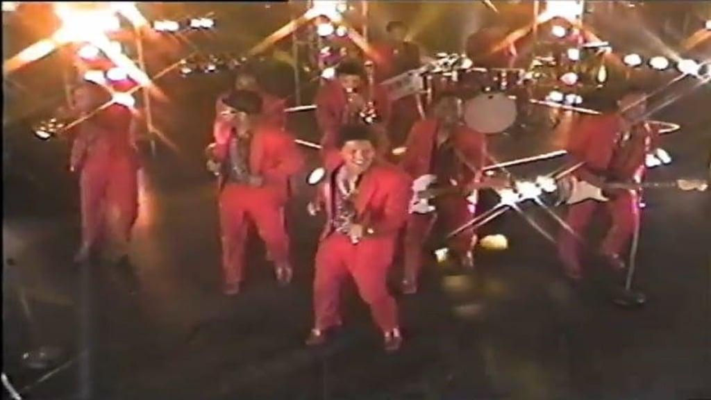 """Treasure"" by Bruno Mars"