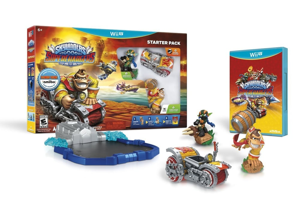For 7-Year-Olds: Skylanders SuperChargers