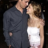 Sarah Michelle Gellar and Freddie Prinze Jr.
