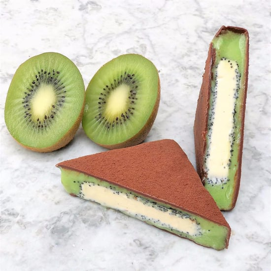 Dominique Ansel Kiwi Sorbet Bars