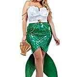 Plus-Size Alluring Ariel Costume