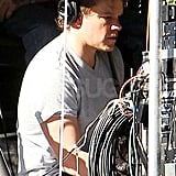 Matt Damon Steps Behind the Scenes on the Set of We Bought a Zoo
