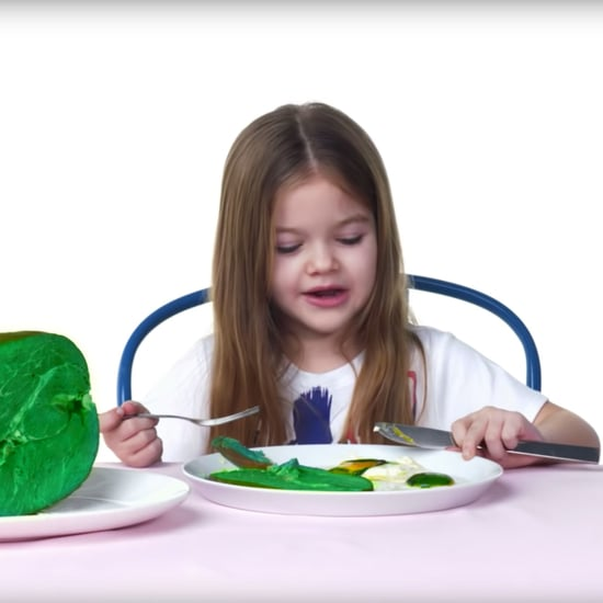 Kids Try Famous Foods From Children's Books Video