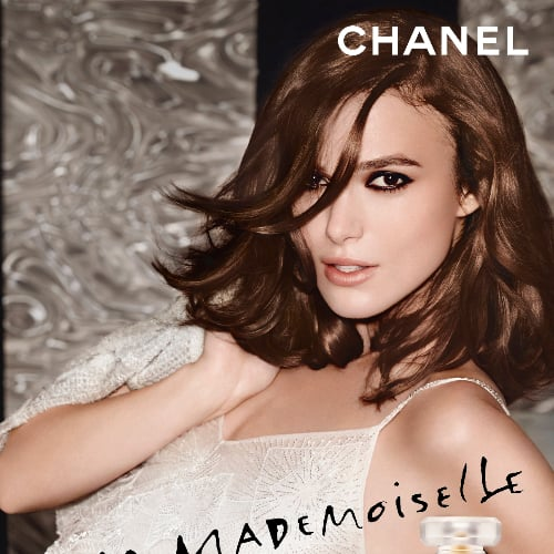 Keira Knightley Chanel Coco Mademoiselle Spring 2014