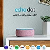 Echo Dot (3rd Generation) Smart Speaker With Alexa