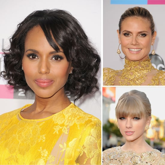 See the Hottest AMAs Beauty Looks From All Angles