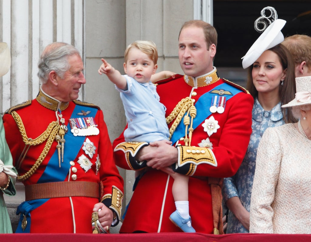 An Inside Look at the Differences Between William and George's Royal Childhoods