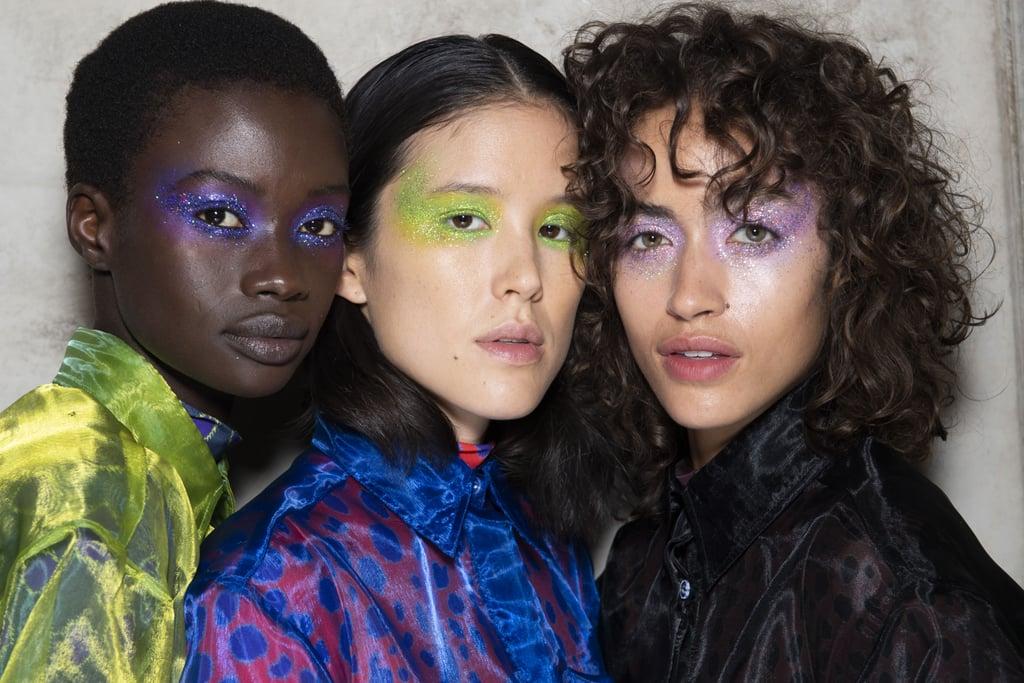 London Fashion Week Spring 2020 Best Hair and Makeup Looks | POPSUGAR Beauty UK