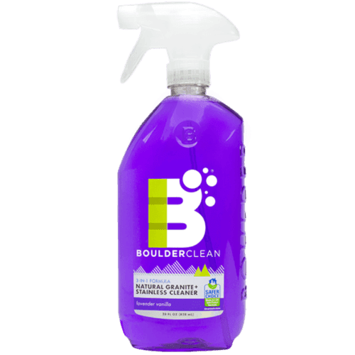 Boulder Clean Natural Granite and Stainless Steel Cleaner