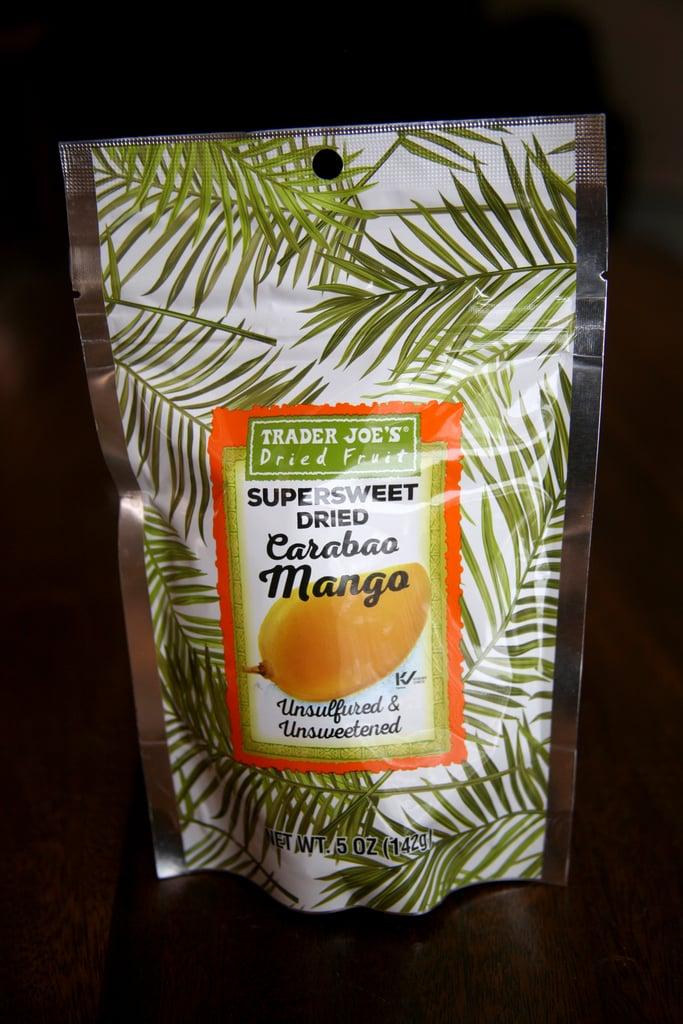 Dried Carabao Mango