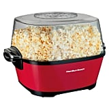 Hamilton Beach Electric Popcorn Maker With Stir Arm