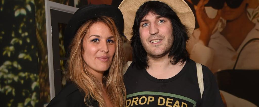 Noel Fielding and Lliana Bird Welcome Second Child Iggy
