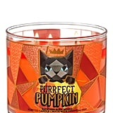 Bath and Body Works Sweet Cinnamon Pumpkin 3-Wick Candle