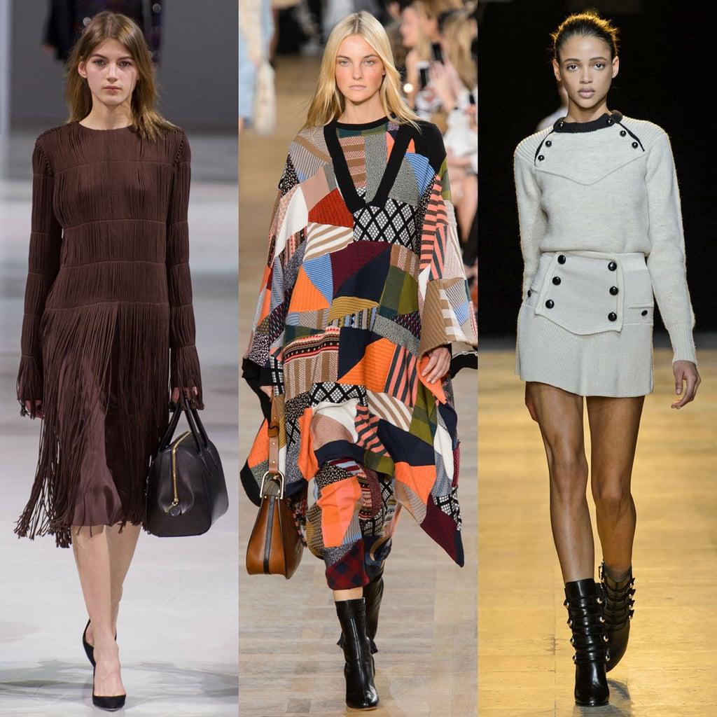 Fall 2015 Trends at Paris Fashion Week