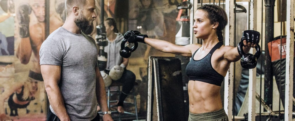 Alicia Vikander's Trainer Tells Us Precisely How She Got Into Shape For Tomb Raider