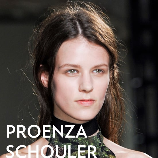 Proenza Schouler Wants You to Toss Your Hairbrush