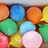 Use Water Balloons Instead of Ice Cubes