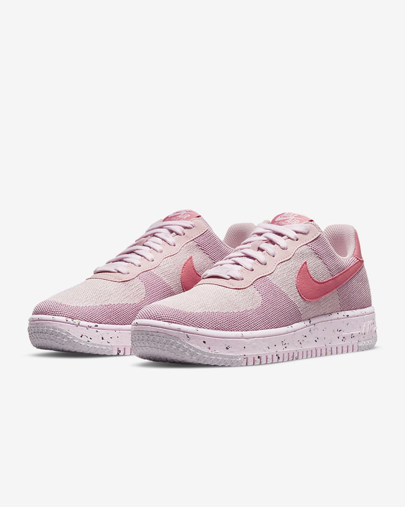A Hoops Icon: Nike Air Force 1 Crater FlyKnit Women's Shoes