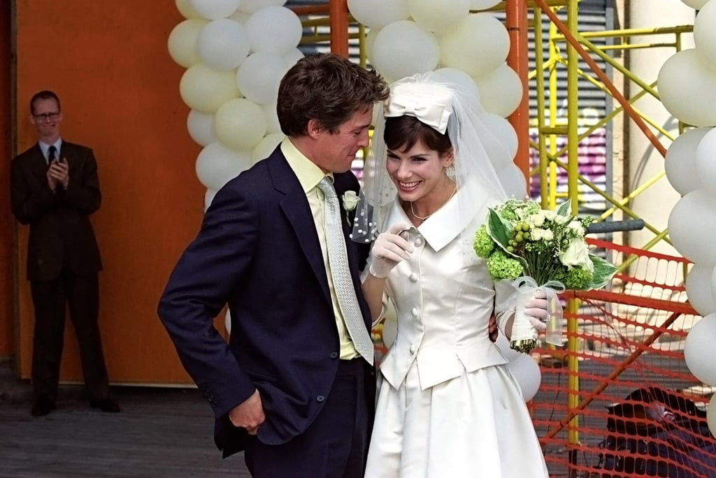 Two Weeks Notice Deleted Wedding Scene