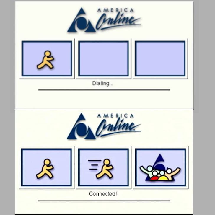 AOL Dial-Up | '90s Tech | POPSUGAR Australia Tech Photo 2