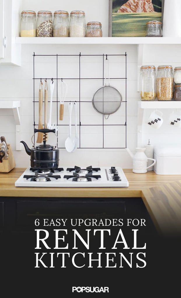 Rental Kitchen Upgrades