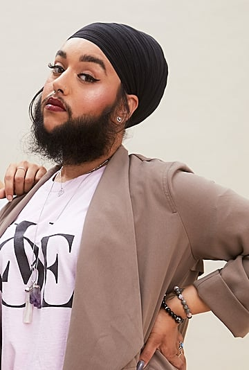 Harnaam Kaur Body Hair and Working With Philips Interview