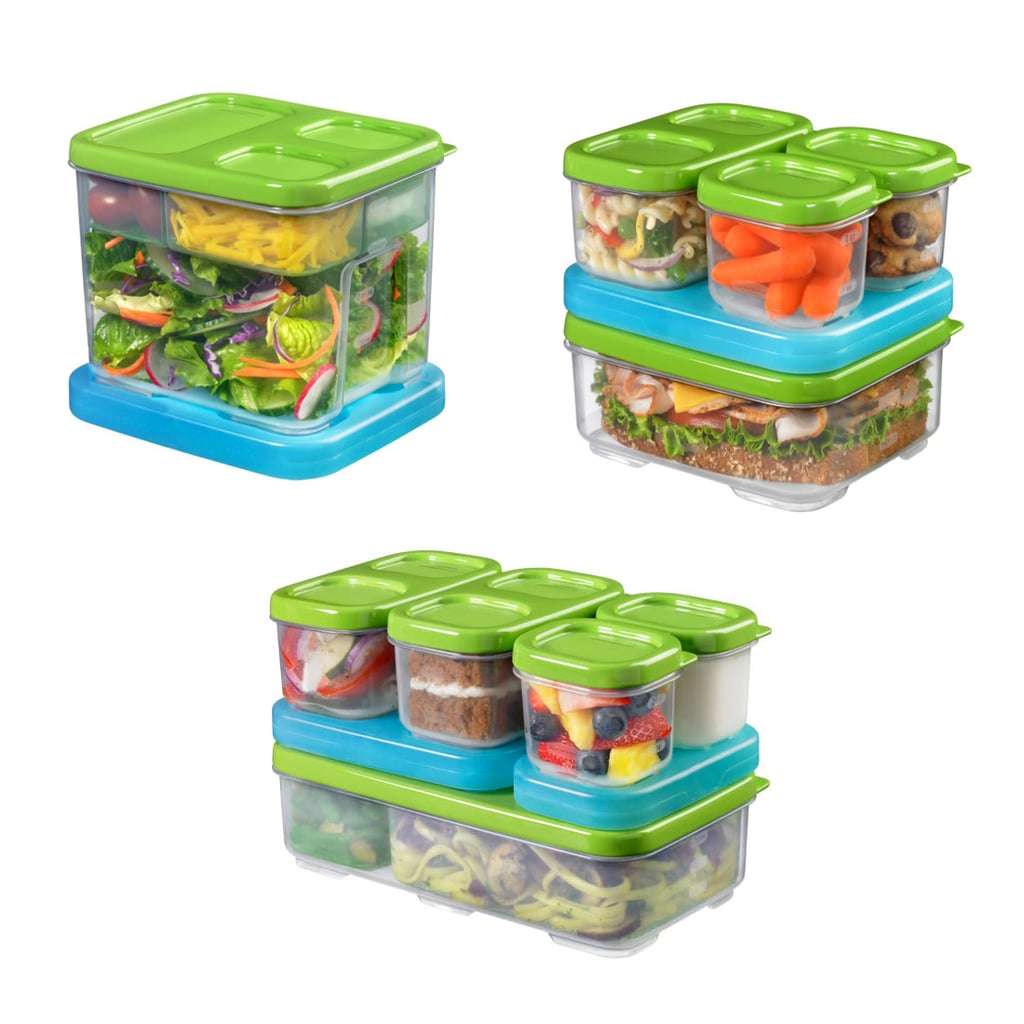 Rubbermaid Lunchblox Bpa Free Food Storage Containers