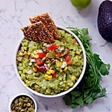 Chunky Guacamole With Pepitas
