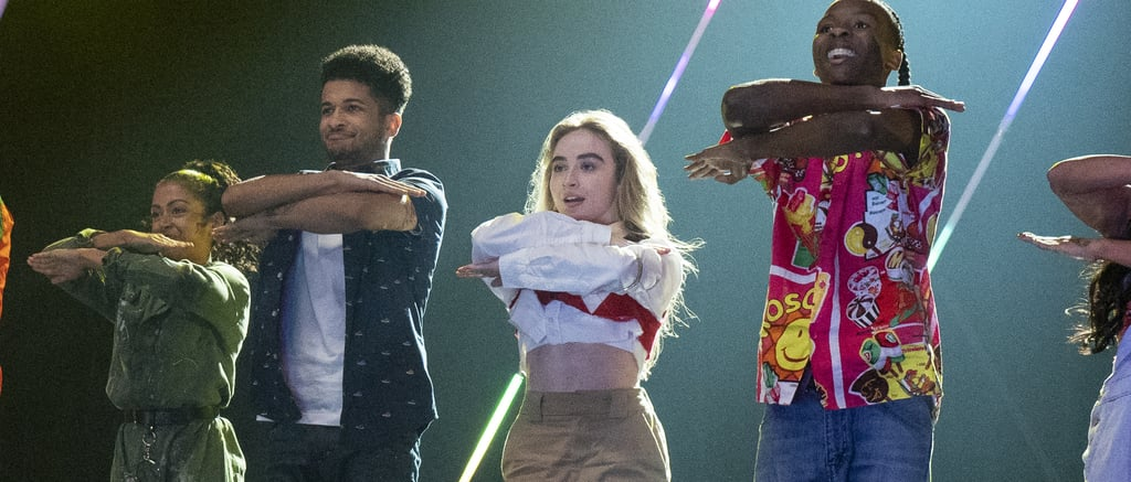 Work It: Is Sabrina Carpenter Really Dancing in the Movie?